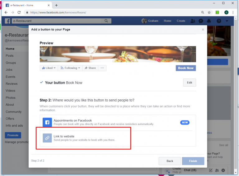 Facebook Integration